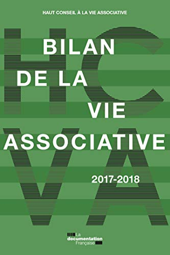Bilan de la vie associative 2017-2018 (SANS COLL - HCVA) (French Edition)