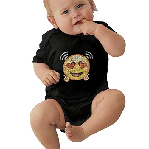 Emojis WiFi Smile Pictures Copy and Paste. Baby Jersey Bodysuit