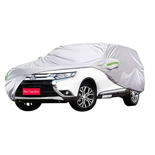 Auto Kleidung Mitsubishi Outlander SUV Auto Kleidung Dickes Oxford-Tuch Sonnenschutz Heißer Regen,2018