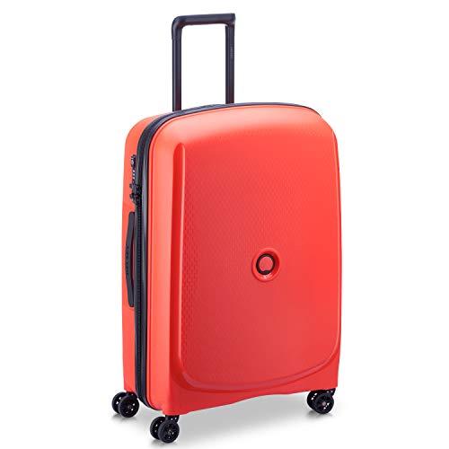DELSEY Belmont Plus Trolley Rojo (Faded Red) 80 L