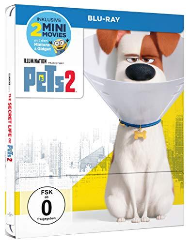 Pets 2 (Steelbook) [Blu-ray]
