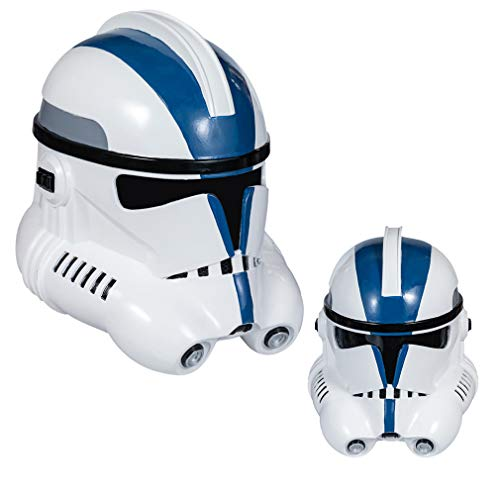 Clone Trooper Helmet Stormtrooper Phase 2 Mask for SW Series Halloween Cosplay Costume Accessories Replica