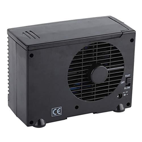 Ventilatore di raffreddamento per auto, portatile, 12 V, per auto, camion, casa, mini refrigeratore d'aria