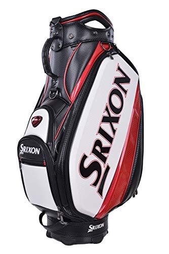 Srixon Z85 Staff Golf Bag, White/Black/Red
