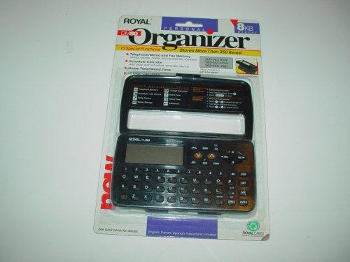 Royal DM80 - Organizador personal