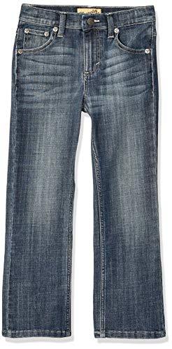 Wrangler Boys' 20X Vintage Boot Cut Jean Glasgow 18 Husky