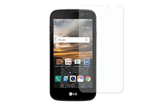 etuo Bildschirmschutzfolie für LG K3 LTE (K100) - 3H Folie Schutzfolie Bildschirm Display Schutz