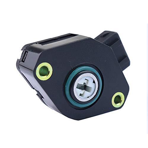 SDGSDHN 5PCSX 037907385N 907067001 TPS Sensor de posición del Acelerador/Ajuste para Audi 80 B4 91-95 2.0L / Ajuste para Volkswagen/Ajuste para VW Cabrio/Ajuste para Golf/Ajuste para Jetta/Ajuste PA
