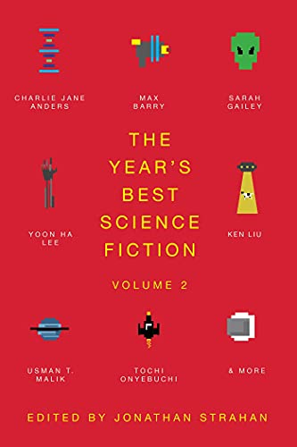The Year's Best Science Fiction Vol…