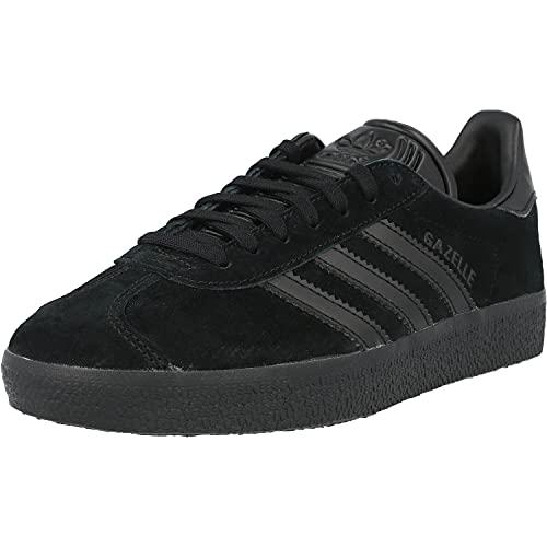 adidas Gazelle, Zapatillas de deporte para Hombre, Negro (Core Black/Core Black/Core Black 0), 43 1/3 EU