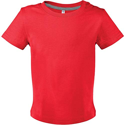 Kariban T-Shirt bébé Manches Courtes