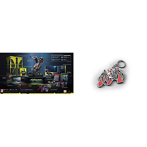 Cyberpunk 2077 - Edición Coleccionista + Llavero Maelstrom - Cyberpunk 2077