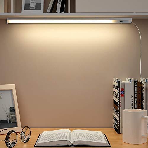Chunlan LED-Streifen-USB-Schreibtischlampe Hand Sweep-Schalter Hintergrundbeleuchtung Motion Sensor Buch Tischleuchte Kinder Studie Raum Küche-Kabinett-Birne MEI