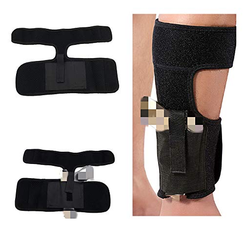 HWZ Ankle Holsters with Magazine Pouch Concealed Carry Gun...