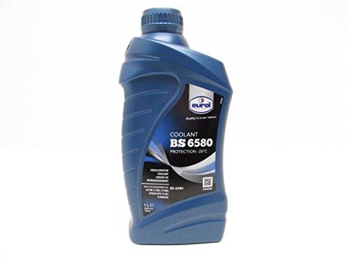 1 Liter Kühlflüssigkeit Kühlmittel Kühler Frostschutz für Roller Motorrad Yamaha Aerox, MBK Nitro, Peugeot Speedfight