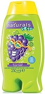 Avon Naturals Kids Groovy Grape Body Wash & Bubble Bath