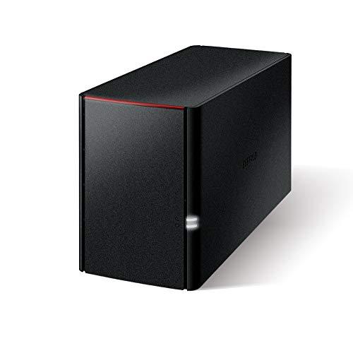 BUFFALO NAS PC/Smartphone/Tablet overeenkomstige Netwerk HDD 6TB LS220D0602N [RAID1 overeenkomstige Model om de gegevens te beschermen]