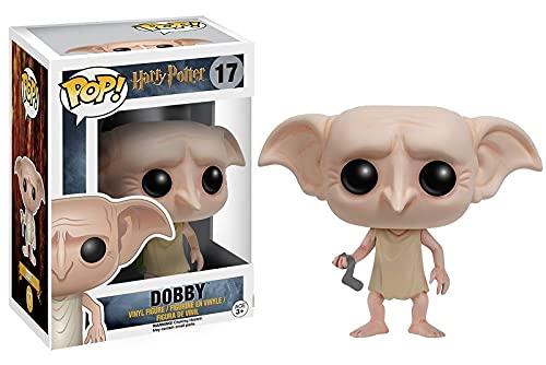 XR POP Harry Potter Figurine de personnage de dessin animé Pokémon Dobby fait à la main
