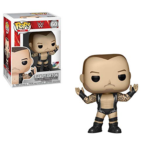 Funko POP!: WWE - Randy Orton 38070, Multicolor