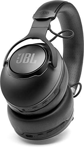 JBL CLUB 950NC – Bluetooth Over-Ear-Kopfhörer mit Noise-Cancelling in Schwarz – Professioneller JBL Pro Sound – ideal für unterwegs