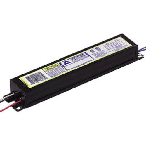 Philips Advance ICN-2P32-N Electronic Ballast, T8 Lamps, 120/277V Lighting, Black