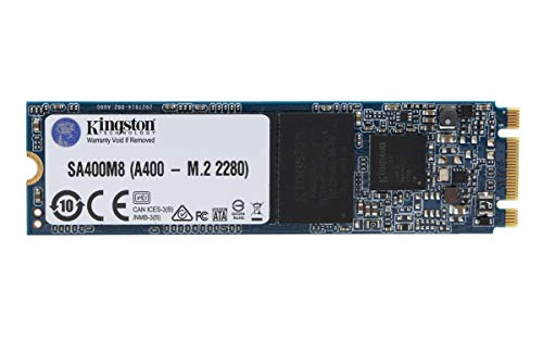 Kingston A400 SSD SA400M8/120G Unità a Stato Solido Interne M.2 2280, 120 GB