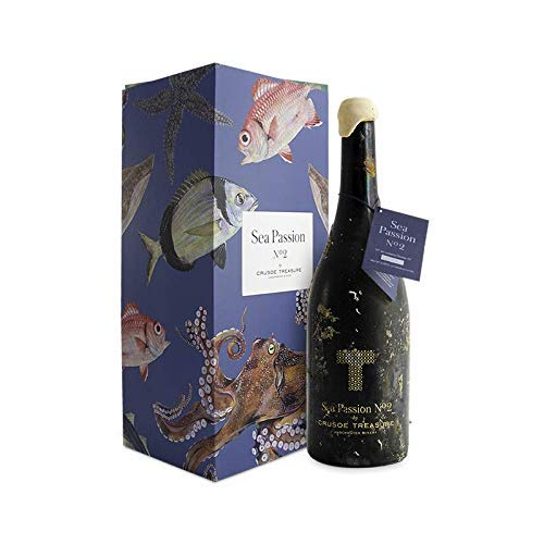 Sea Passion Nº2 - Vino Submarino + Cata Virtual Gratuita* - Crusoe Treasure