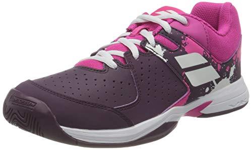 Babolat Pulsion All Court JR, Zapatillas de Tenis Unisex Adulto, Grape Royale,...
