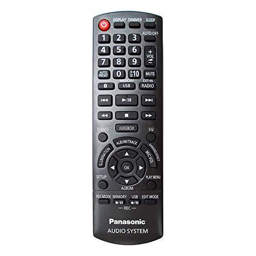 Panasonic N2QAYB001082 Genuine Remote Control for Audio Wireless Speakers