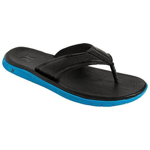 Hurley Men's Phantom Elite Sandals, Cyan, 11