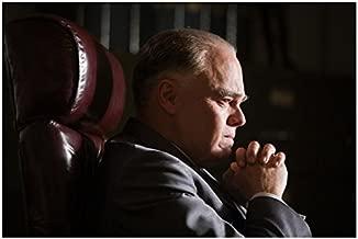 J. Edgar Leonardo DiCaprio as J. Edgar Hoover Seated and Thinking 8 x 10 Inch Photo