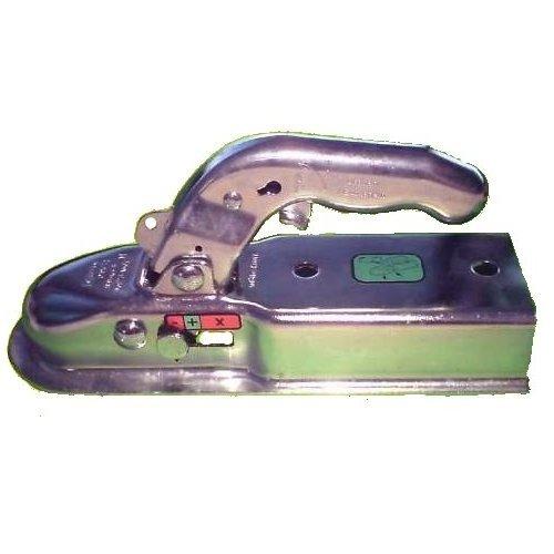 FKAnhängerteile 1 x Knott - Kugelkupplung - K7,5-K 750kg 50 mm - Vierkant