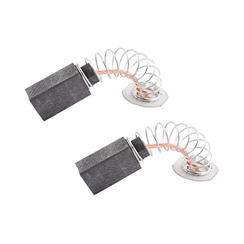 (1 pair) 145323-06 Motor Carbon Brushes For DeWalt/Black & Decker Miter Saws/Circular Saw DW705 DW708 DW715 DW744