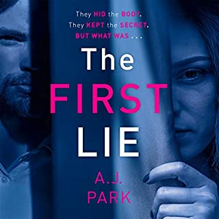 The First Lie cover art