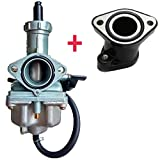 Carburetor With Intake Manifold Fit For HONDA CRF100F XR100R XR100 XR200 XR200R Carb by NAKAO