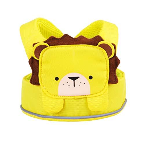 TRUNKI 0154-GB01 Toddlepak Gepäckgurt, gelb