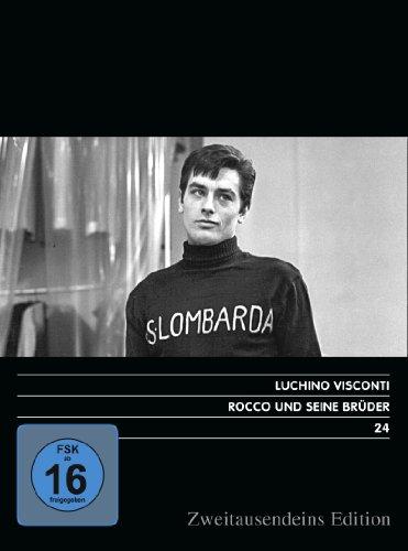 Rocco und seine Brüder. Zweitausendeins Edition Film 24.