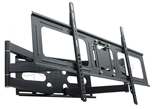 TV Wandhalterung quipma 350 schwarz, für 42-70 Zoll, bis Vesa 600 x 400