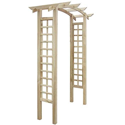 Anself -  Holz Pergola mit