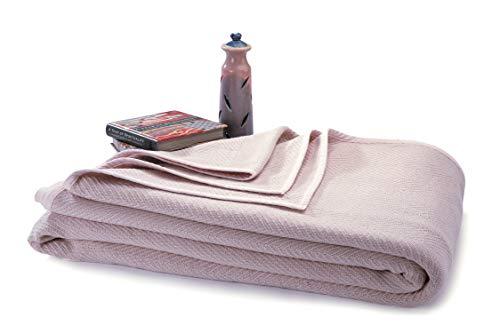 100% Organic Cotton Blanket Full Size
