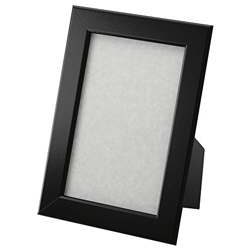 IKEA FISKBO 10300442 フレーム ブラック 10x15 cm