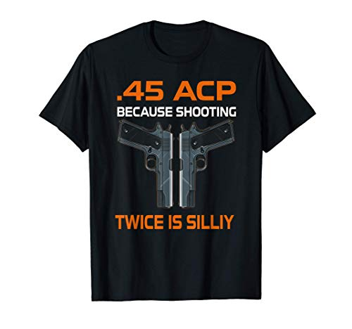 2nd amendment Pro Gun safe 45 ACP 1911 2nd amendment T-Shirt
