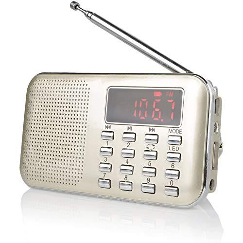 Radio Transistor A Pilas  marca WFGZQ
