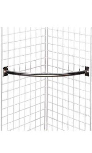 New Retail Sacramento Mall Chrome Max 63% OFF Finish Quarter Hangrail Grid Circle for