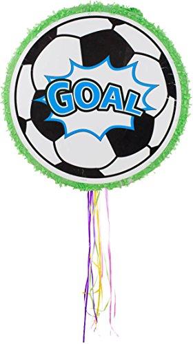 Folat 60928 Pinata Fußball, Multi-Colored