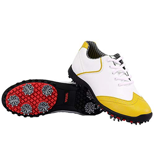 Zapatos de Golf Mujer Impermeables Marca XFQ