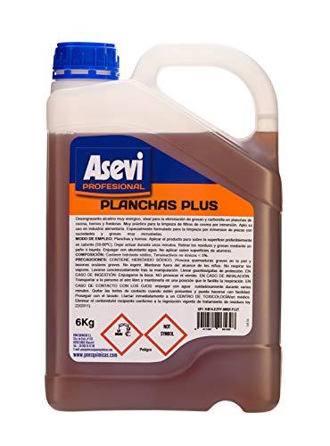 Asevi Profesional Planchas Plus 6 kg
