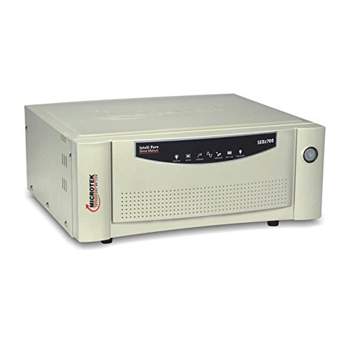 Microtek UPS SEBz 800 (700VA) 588 Watts Pure Sine Wave Inverter