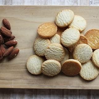 Byrds Famous Cookies -Bite Size - 16 Oz. (Almond Shortbread)