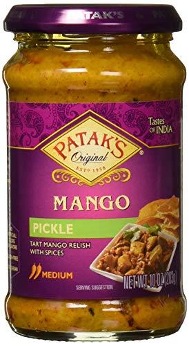Pataks | Mango pickle - Medium | 1 x 283